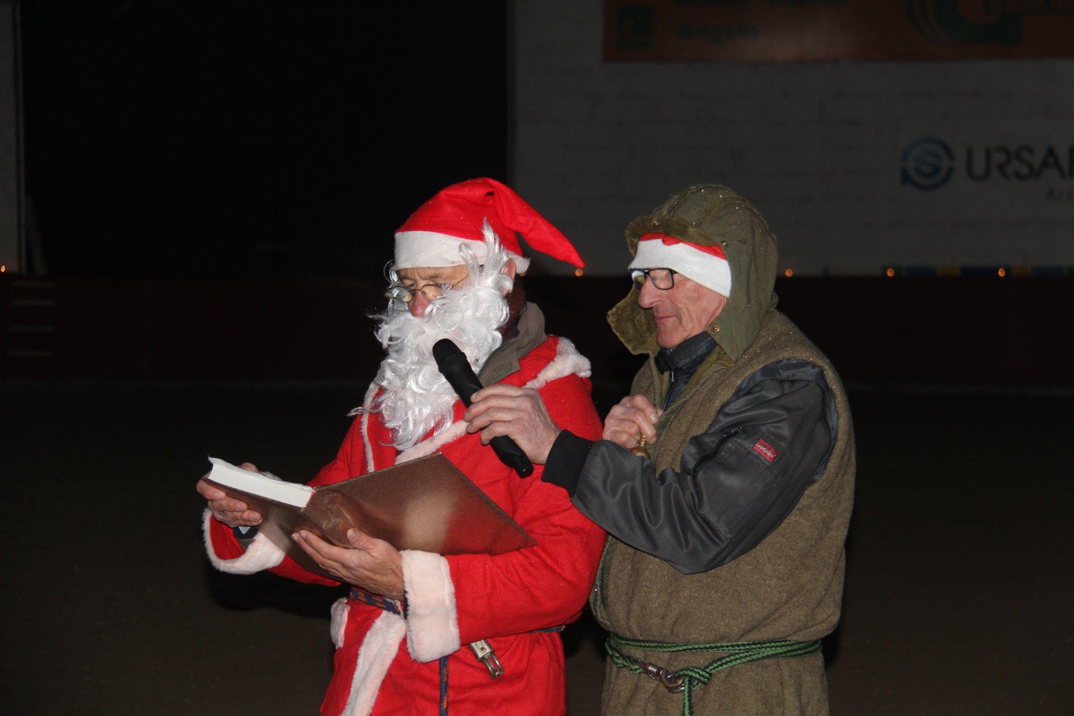 Weihnachtsfeier | Reiterverein Neunkirchen e.V.